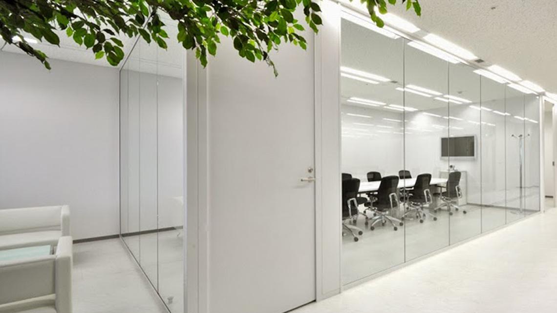 オフィスデザイン事例 017 会議室 カシワバラコーポレーション