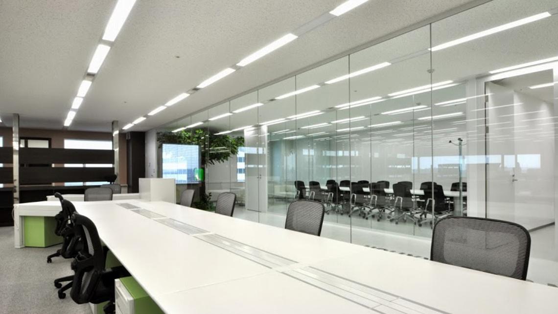 オフィスデザイン事例 017 ワークスペース カシワバラコーポレーション