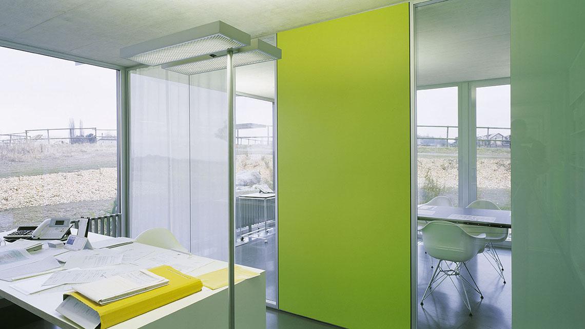 オフィスデザイン事例 016  ワークスペース