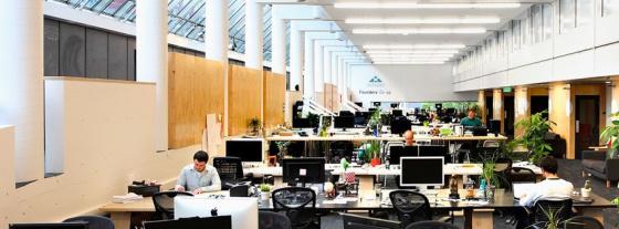 Startup-Hall